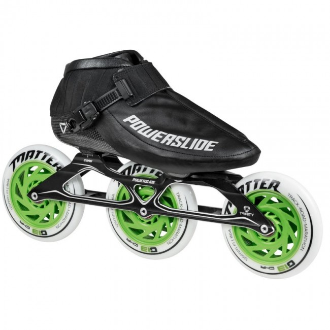 Inlines Speedskates Powerslide Icon Wind 125 Trinity