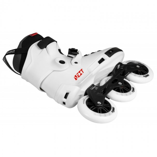 Powerslide Inlines Next White 100