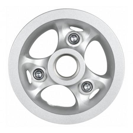 70eb70db Delbar aluminium fälg 150mm till Nordic Skate - Hjul till Nordic ...