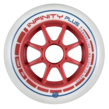 Inlineshjul Powerslide Infinity Plus Dual Density 4-pack - 110mm -85a