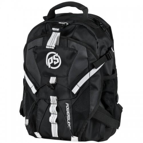Inlinesryggsäck Powerslide Fitness Backpack - 13.6 lit. Svart