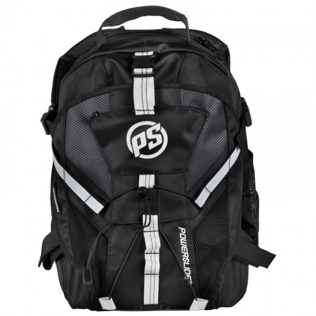 Inlinesryggsäck Powerslide Fitness Backpack - 13.6 lit. Svart
