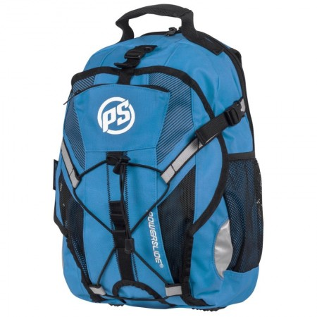 Inlinesryggsäck Powerslide Fitness Backpack - 13.6 lit. Blå