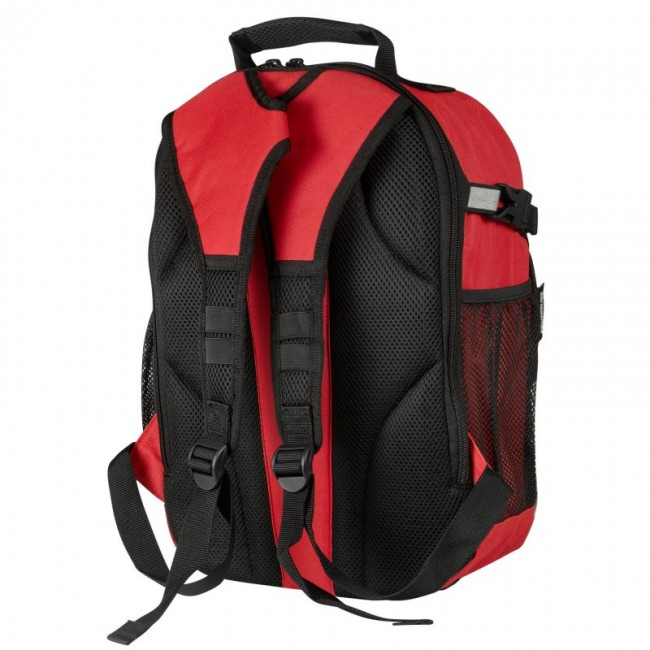 Inlinesryggsäck Powerslide Fitness Backpack - 13.6 lit. Röd