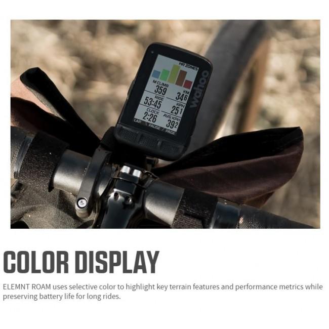 Wahoo ELEMNT Roam - GPS Cykeldator