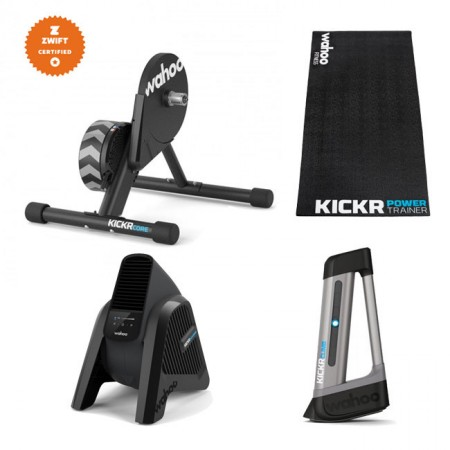 Wahoo Kickr Core Paket LARGE