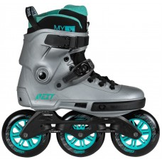 Powerslide Inlines Next Artic Grey 110