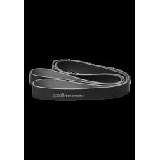 Casall PRF Long resistance band hard - Black/grey