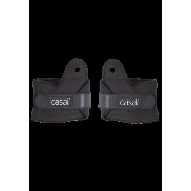 Viktmanschetter Casall Wrist weights 2x1kg - Black