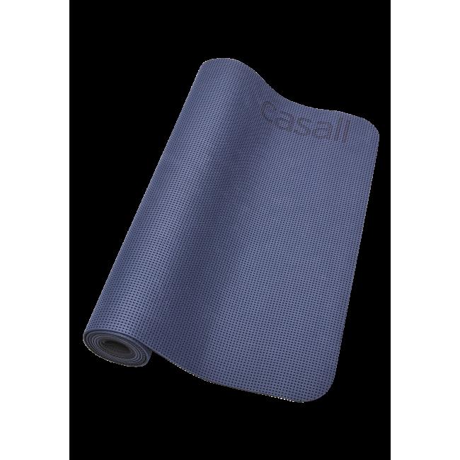 Yogamatta Casall Travel mat 4mm - Dark navy/grey
