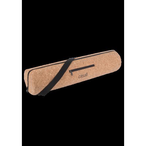 Casall Yoga mat bag cork - Natural cork/black