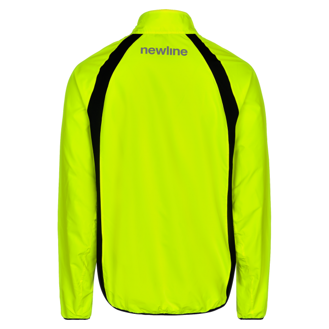 Löparjacka Newline Core Jacket - Neon Yellow