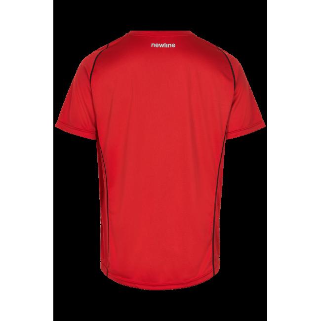 T-shirt Newline Core Coolskin Tee - Red