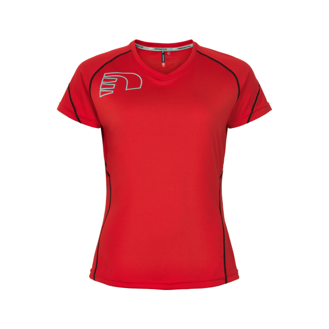 T-Shirt Newline Core Coolskin Tee - Red - Dam