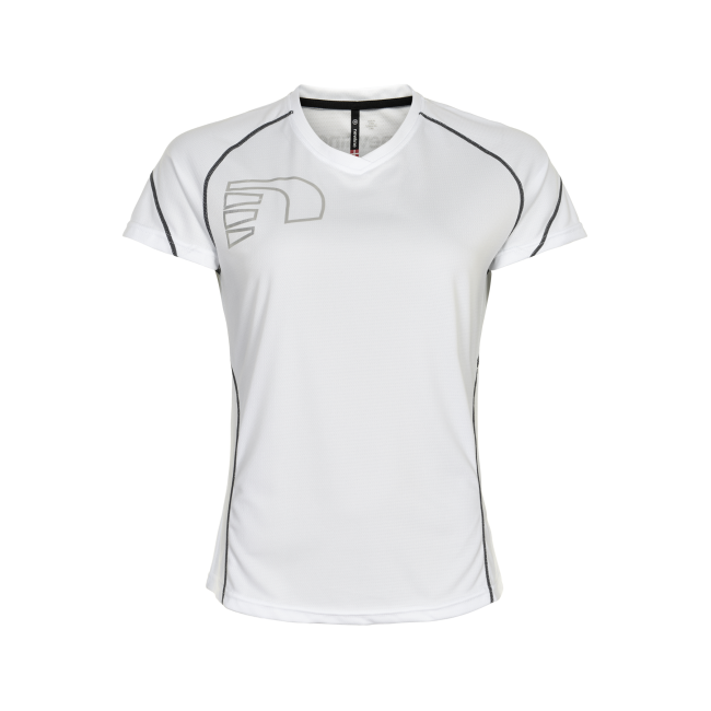 T-Shirt Newline Core Coolskin Tee - White - Dam