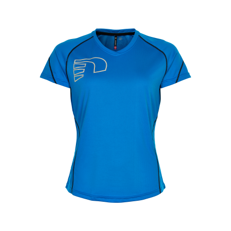 T-Shirt Newline Core Coolskin Tee - Blue - Dam