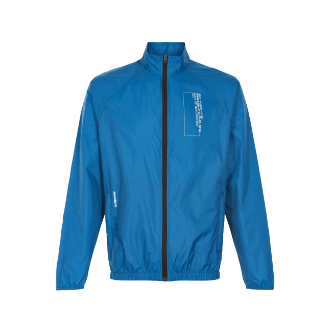 Löparjacka Newline Black Track Jacket - Blue