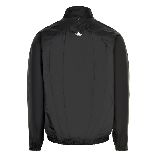 Löparjacka Newline Black Track Jacket - Black