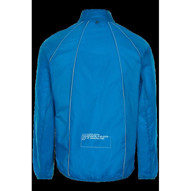 Löparjacka Newline Black Wind Shield Jacket - Blue