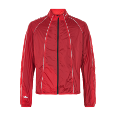 Löparjacka Newline Black Wind Shield Jacket - Red