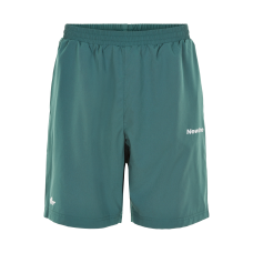 Träningsshorts Newline Black Baggy Shorts - Mallard Green