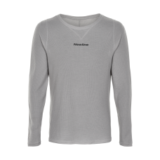 Löpartröja Newline Black shirt - Wet Grey