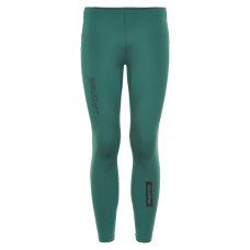 Löpartights Newline Black Tights - Mallard Green