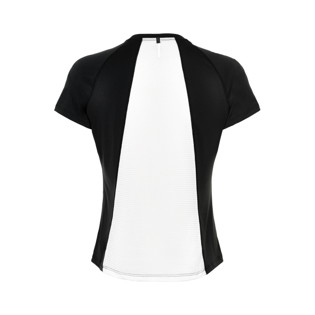 T-shirt Newline Black Feather Tee - Black - Dam