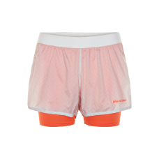 Träningsshorts Newline Black 2-Lay Shorts - Nimbus Cloud - Dam