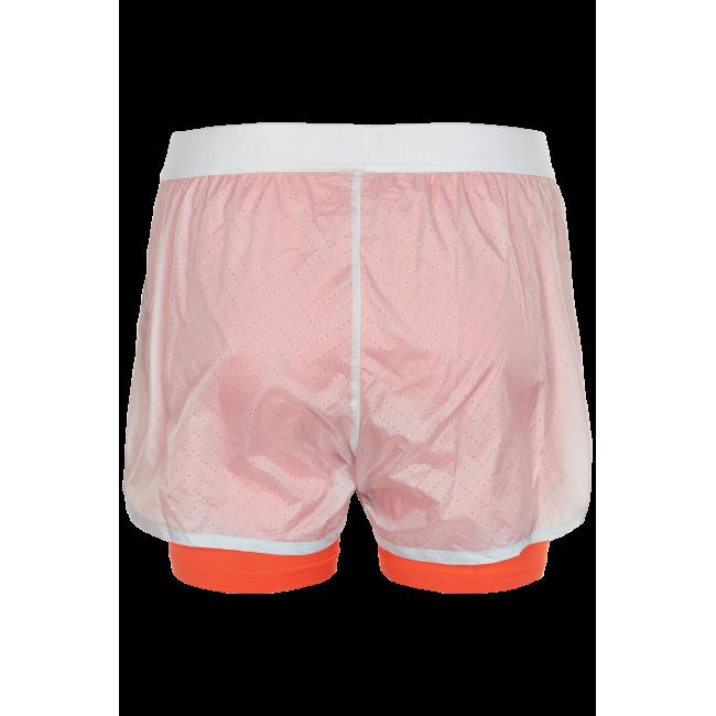 Träningsshorts Newline Black 2-Lay Shorts - Nimbus Cloud - Dam