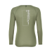 Löpartröja Newline Black shirt - Para Green - Dam