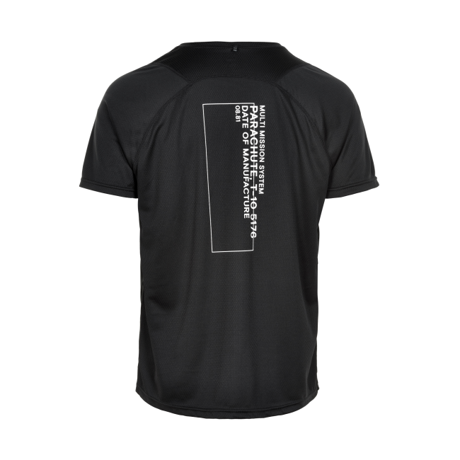 T-shirt Newline Black Tech Tee - Black