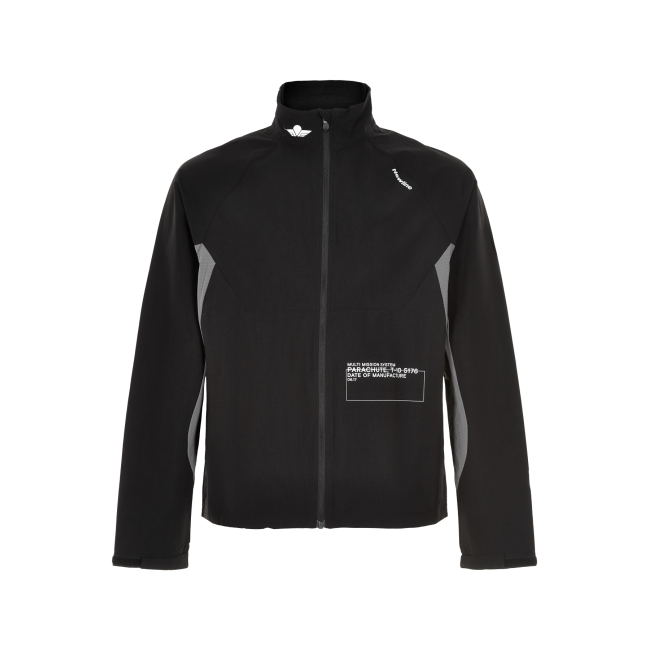 Löparjacka Newline Black Training Utility Jacket - Black