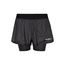 Träningsshorts Newline Black 2-Lay Shorts - Black - Dam