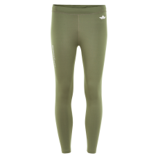 Löpartights Newline Black 7/8 Tights - Para Green - Dam
