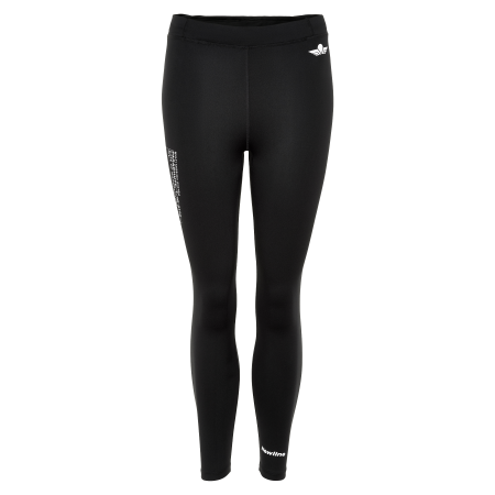 Löpartights Newline Black 7/8 Tights - Black - Dam