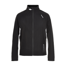 Löparjacka Newline Black Training Utility Jacket - Black - Dam