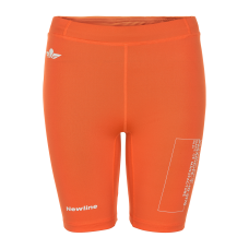 Träningsshorts Newline Black Tech Sprinters - Soft Orange - Dam