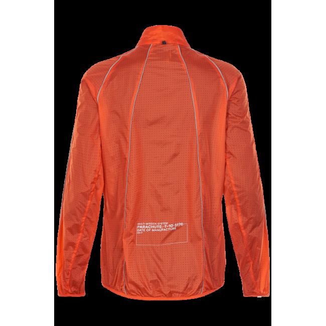 Löparjacka Newline Black Wind Shield Jacket - Soft Orange - Dam