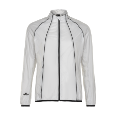 Löparjacka Newline Black Wind Shield Jacket - Nimbus Cloud - Dam