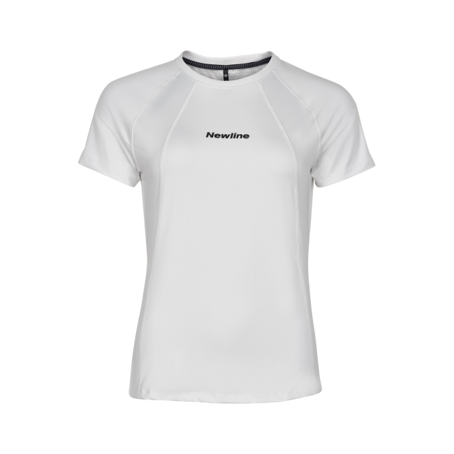 T-shirt Newline Black Tee - Nimbus Cloud - Dam