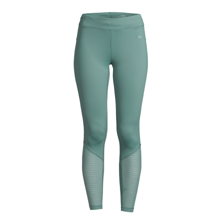 Casall Synergy 7/8 tights - Streaming Green