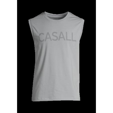 Casall M Comfort Tank - Stretching Blue