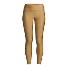 Casall Golden 7/8 Tights - Golden Metallic
