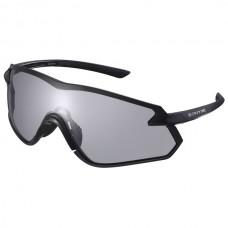 Cykelglasögon Shimano S-Phyre X metallic svart fotokromatisk sva