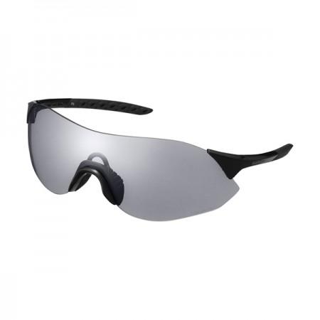 Cykelglasögon Shimano Aerolite S svart fotokromatisk svart
