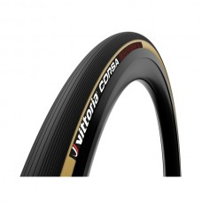 Cykeldäck Racer Vittoria Corsa brun/svart 25-622/700x25c Fold G2