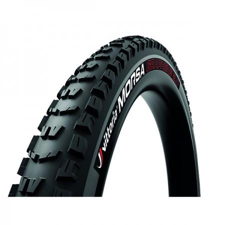 Cykeldäck MTB Vittoria Morsa grå/svart 70-584/27.5x2.8 Trail G2