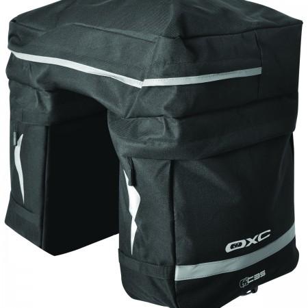 OXC Väska C35 Trippel, 35L, Svart