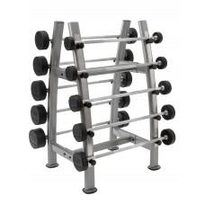Fasta Skivstänger 10-45 kg - Master Fitness